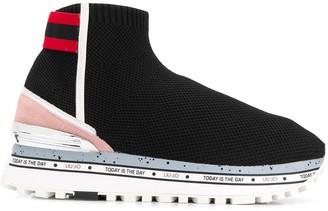Liu Jo Maxi Alexa high-top sneakers