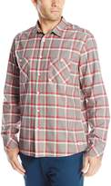 Quiksilver Men's Maxford Long Sleeve Shirt