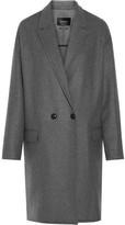 Isabel Marant Filipa Oversized Wool And Cashmere-Blend Coat