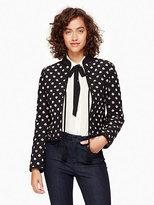 Kate Spade Ditzy quilted jacket
