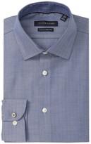 Tommy Hilfiger Herringbone Slim Fit Dress Shirt