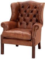 Eichholtz Bradley Club Chair - Tobacco Leather