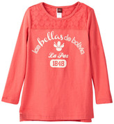 Tea Collection Long Sleeve Knit Tunic (Toddler, Little Girls, & Big Girls)