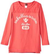 Tea Collection Long Sleeve Knit Tunic (Toddler, Little Girls, & Big Girls)