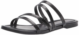Nine West Women's WNLEONNA Flat Sandal