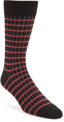 Nordstrom Ultra Soft Check Socks