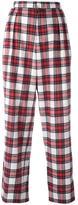 Each X Other Other - tartan slouchy pants - women - Cotton - XL