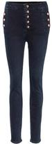 J Brand Natasha Sky high waisted skinny jeans