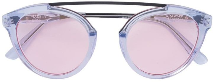 Westward Leaning Flower sunglasses