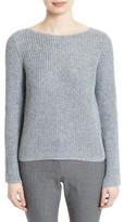 Theory Women's Lalora Linen & Cotton Sweater