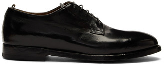 Officine Creative Black Herve 1 Derbys