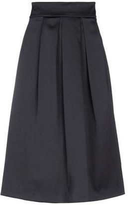 Satine 3/4 length skirt