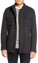BOSS Men's Cayden Wool Blend Jacket
