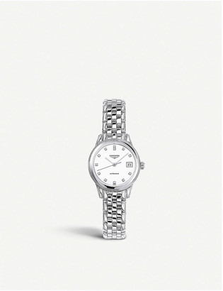 Longines Heritage bracelet watch L4.274.4.27.6