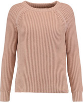 MiH Jeans Tricot Ribbed Cotton Sweater