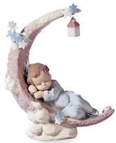 Lladro Collectible Figurine, Heavenly Slumber