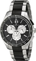 Maurice Lacroix Men's MI1028-SS002-331 Miros Analog Display Quartz Silver Watch