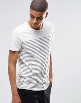 Selected Painted Breton Stripe T-Shirt