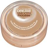 Maybelline Dream Smooth Mousse Ultra Hydrating, Cream Whipped Foundation .49 oz (14 g) (Honey )
