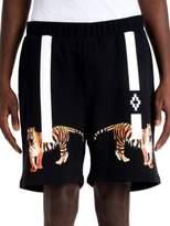 Marcelo Burlon County of Milan X Tyga Tiger Shorts