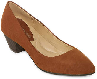 CL BY LAUNDRY CL by Laundry Womens Adalia Pumps Round Toe Wedge Heel