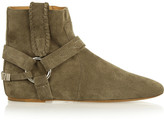 Etoile Isabel Marant Ralf suede ankle boots