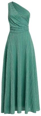 Missoni One-Shoulder Maxi Dress