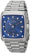 "Zodiac Heritage Men's ZO6603 ""Astrographic"" Analog Display Automatic Silver Watch"