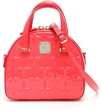 MCM Essential Diamond Mini Bag