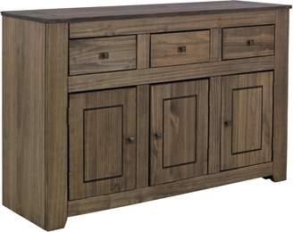 Argos Home Amersham Large Solid Wood Sideboard