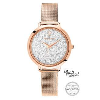 Pierre Lannier Womens Analogue Quartz Watch with Stainless Steel Strap 105J908