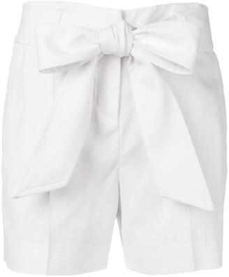 Ermanno Scervino Bow Shorts