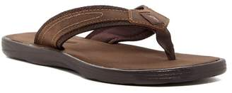 Tommy Bahama Sumatraa Leather Flip Flop