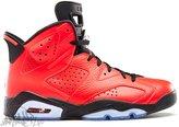 Nike Jordan 6 Retro infrared/ black 384664 623 size 13
