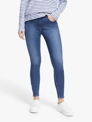 Lee Scarlett High Waist Skinny Jeans, Mid Candy
