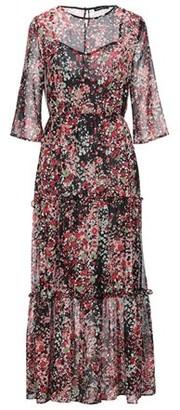 Biancoghiaccio Long dress