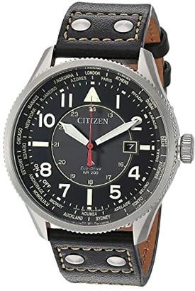 Citizen BX1010-02E Promaster Nighthawk (Black) Watches