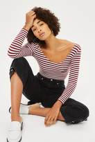 Topshop Stripe 'Dreamer' Body