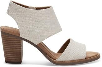 Toms Natural Yarn Dye Women's Majorca Cutout Sandals