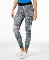 Hue Women's Exposed Waistband Active Capri Leggings