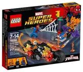 Lego Super Heroes Spider-Man: Ghost Rider Team-up 76058