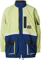Balenciaga oversize padded coat
