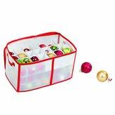 Dyno Seasonal Solutions 11611-206 112 ct Zip-up ornament box - Pack of 6