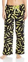 Disney DC Comics Women's Batman Pant