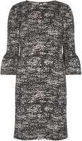 Dorothy Perkins **Tall animal print swing dress