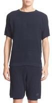 adidas Men's Wings + Horns X Linear Cotton & Linen T-Shirt