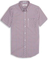 Ben Sherman Heritage House Check Short Sleeve Shirt