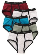 Fruit of the Loom 5 Pack Ringer Fashion Brief (5R461C) L/