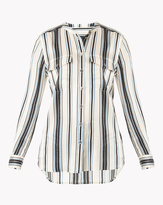 Veronica Beard Cove Button Down Shirt