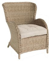 Pier 1 Imports Capella Island Sand Armchair